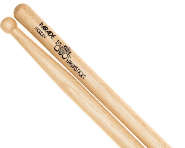 LosCabos White Hickory Drumstick Parade 2ペアセット