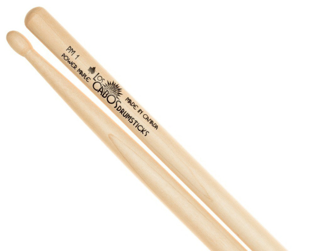 LosCabos Maple Drumstick Power 2ペアセット