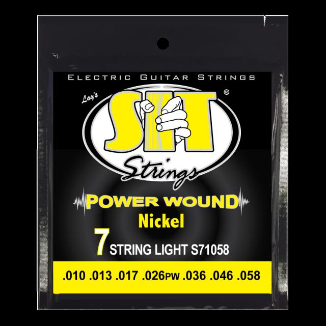 SITストリングス PowerWound S7-1058 【メール便可】