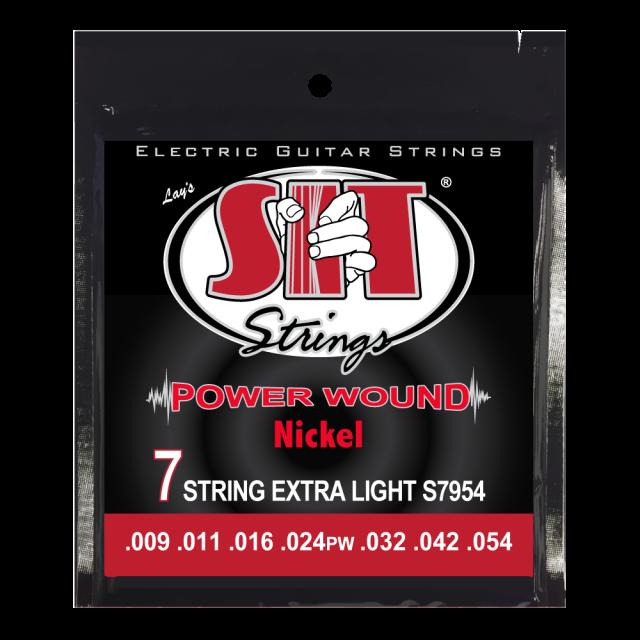 SITストリングス PowerWound S7-954 【メール便可】