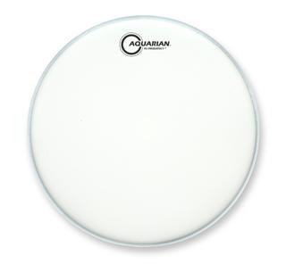 AQUARIAN Drumhead Hi-Frequency Coated /1プライ