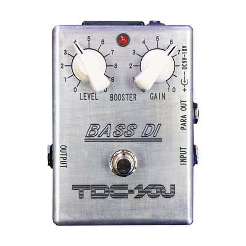 TDC-YOU BASS DI 【メーカー取り寄せ品】