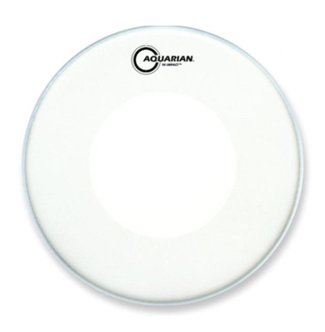 AQUARIAN Drumhead Hi-Impact Coated /2プライ