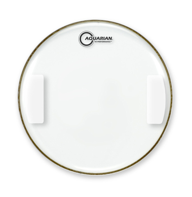 AQUARIAN Drumhead Hi-Performance for Snare Side /1プライ