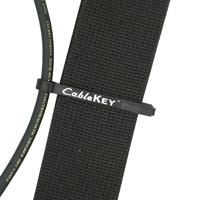 【特価】Maxonix ギターストラップケーブルマネージャー MX-CK-BLK-CS01 【メール便可 】