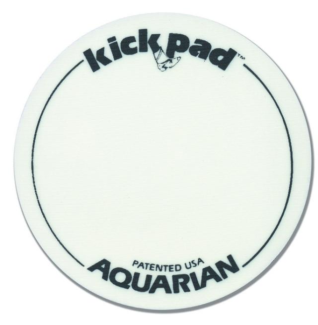AQUARIAN Kick Pad Single 【メール便可】
