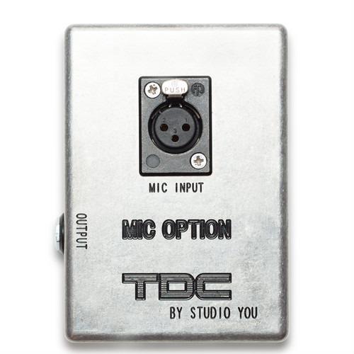 TDC-YOU MIC OPTION 【メーカー取り寄せ品】