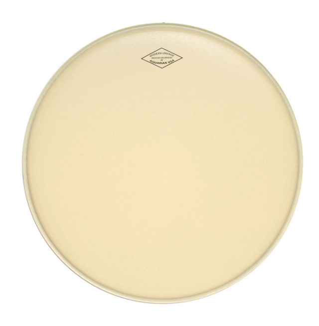 AQUARIAN Drumhead Modern Vintage Medium /1プライ