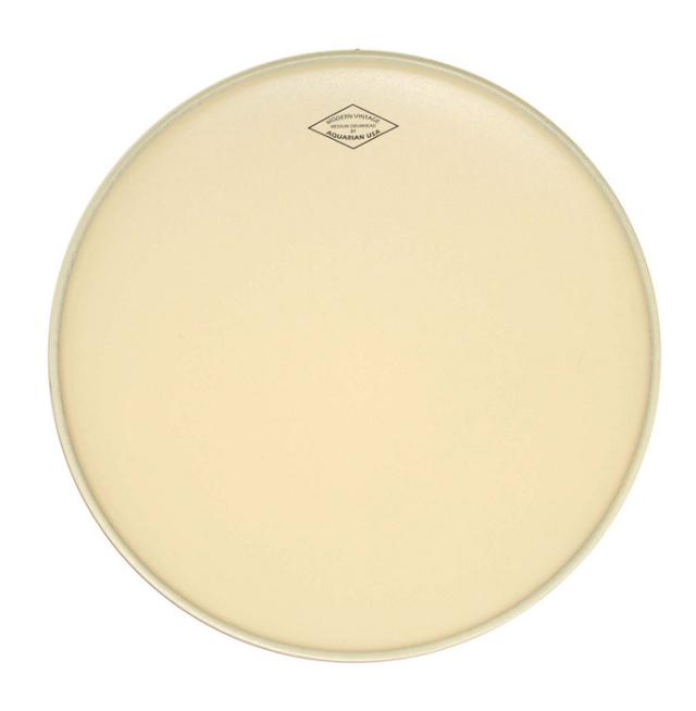 AQUARIAN Drumhead Modern Vintage Thin /1プライ