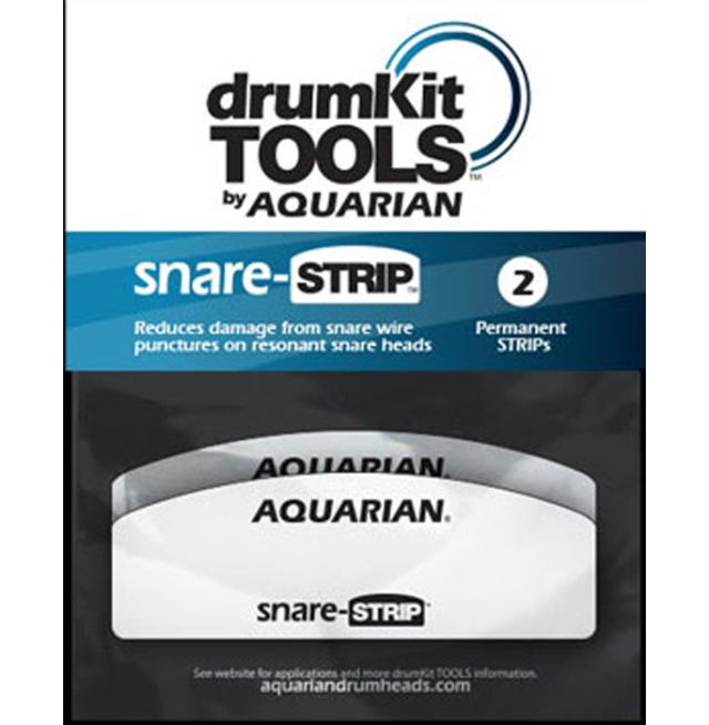 AQUARIAN snare-STRIP 【メール便可】