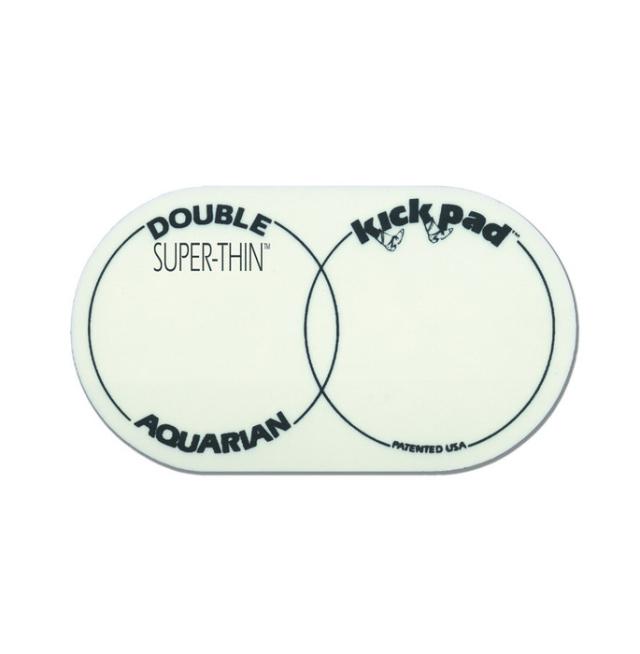 AQUARIAN Super-Thin Kick Pad Double 【メール便可】