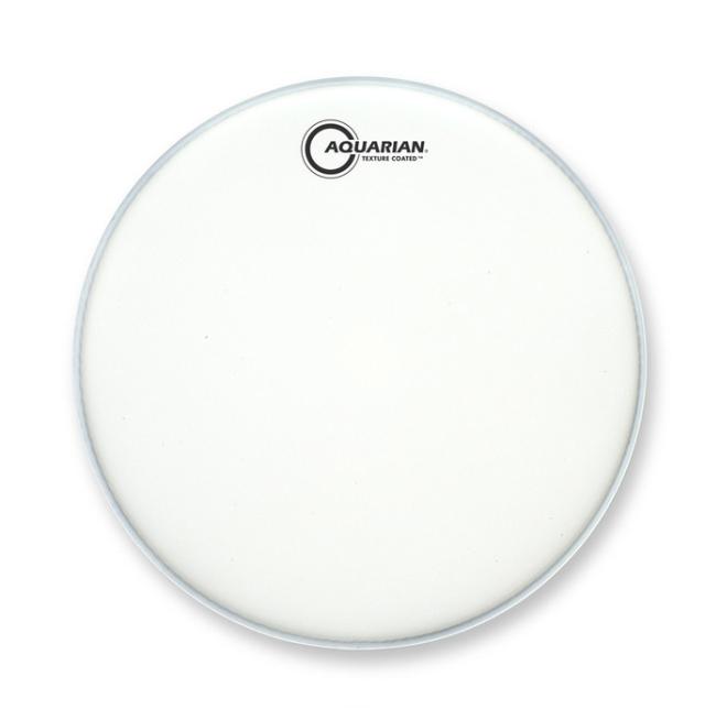 AQUARIAN Drumhead Texture Coated /1プライ