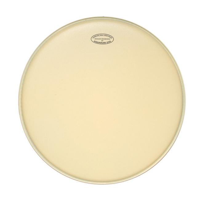 AQUARIAN Drumhead American Vintage Medium/Thin /1プライ