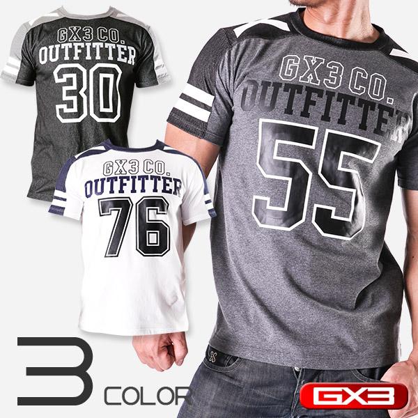 LIMITED EDITION GX3 WEAR DENIM T-SHIRTS Tシャツ
