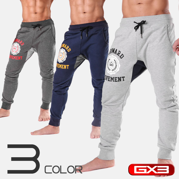 GX3 WEAR LONG SWEAT PANTS ロングスウェットパンツ
