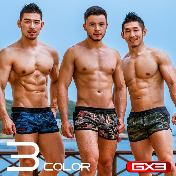 GX3 SURF SHORT SWIMWEAR 水着