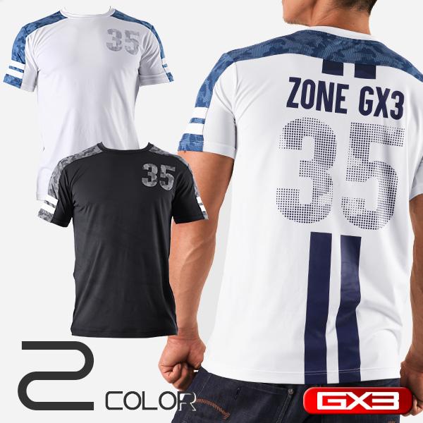 GX3 SPORTS DRY FIT T-SHIRTS Tシャツ