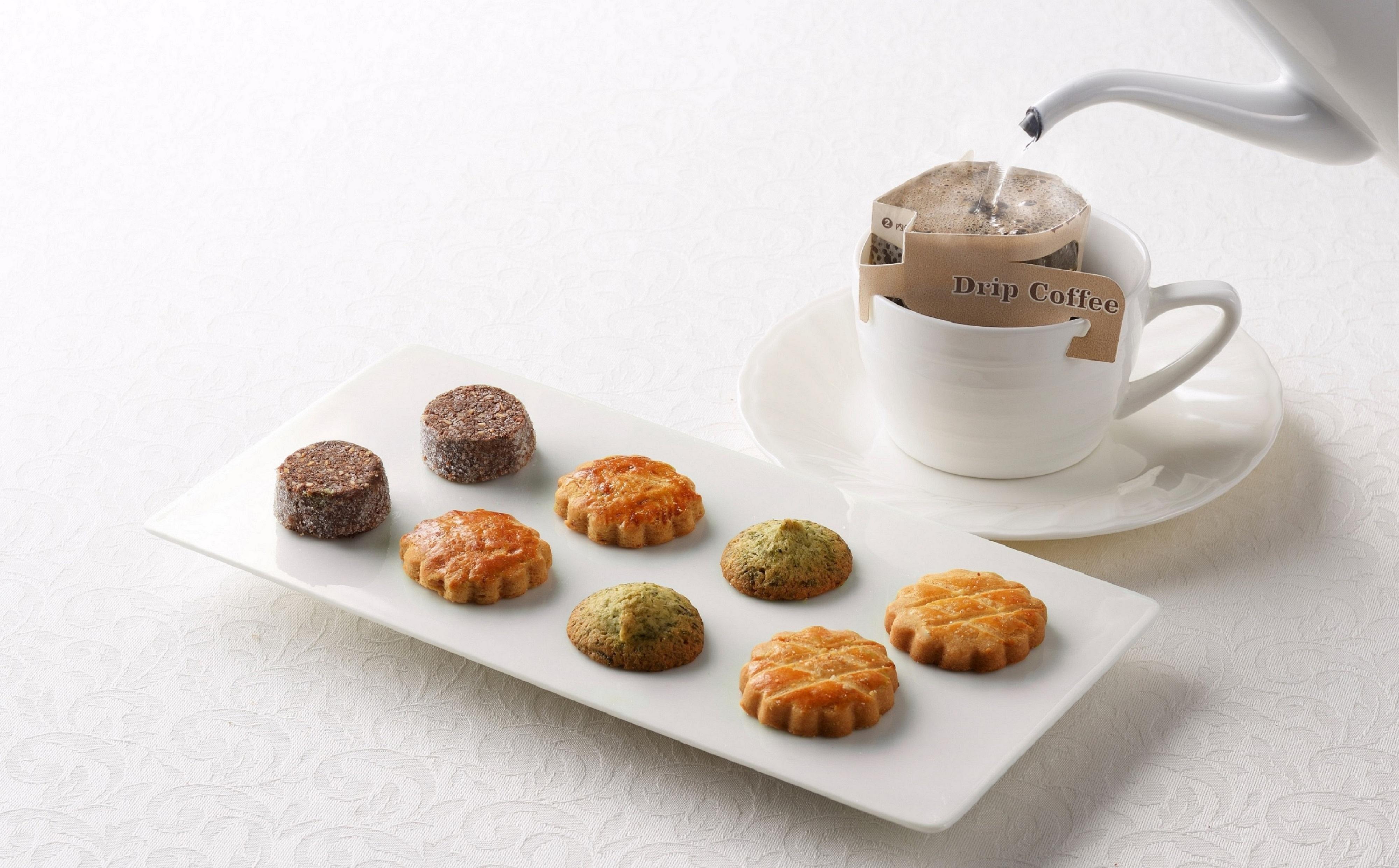 インペリアルブレンドコーヒー&焼菓子セット