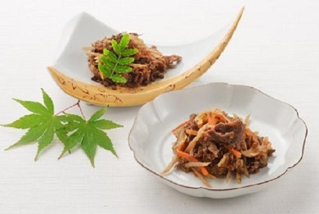 松阪牛 和モダンしぐれ煮〈山椒風味・赤ワイン風味〉 《冷凍》