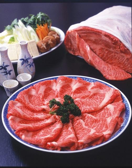 〔名産松阪牛〕すき焼き用(600g)