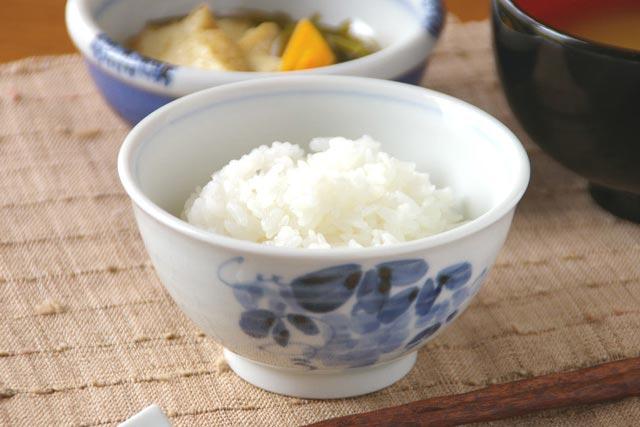 【砥部焼 森陶房】ぶどうの茶碗