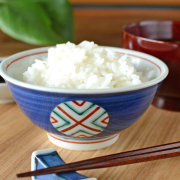 和食器・砥部焼 丸ぬきの反茶碗(3.6寸)