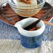 和食器・砥部焼 藍色の玉縁クリーマー