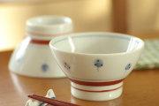 【砥部焼 梅山窯】たんぽぽの茶碗(小)