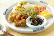 【砥部焼 向井窯】ギザギザプレート皿(7.5寸)