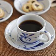 和食器・砥部焼 千山窯さんのコーヒーカップ