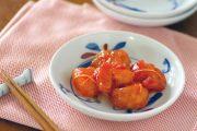 和食器・砥部焼 上絵とんぼの小皿(4寸)