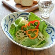 青唐草のカレー鉢