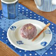 和食器・砥部焼 スギウラ工房のリム皿(小)