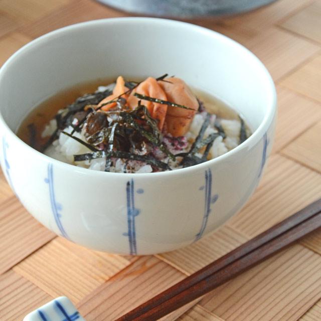 和食器・砥部焼 小雪の丸碗