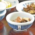 和食器・砥部焼 とくさみつ紋の玉ぶち鉢(3寸)