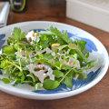 和食器・砥部焼 ごす菊の大皿(8寸)
