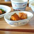 和食器・砥部焼 なずなの舟型小鉢