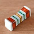 和食器・砥部焼 カラーの箸置き