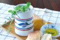 和食器・砥部焼 みつ葉の箸立て