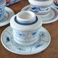 和食器・砥部焼 なずなの茶碗蒸し