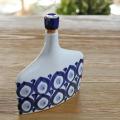 和食器・砥部焼 梅山窯のワインボトル