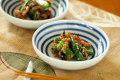 和食器・砥部焼 こま文の小皿(4寸)