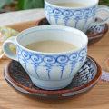 和食器・砥部焼 ようらくのスープカップ