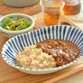和食器・砥部焼 千山窯のカレー鉢