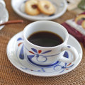 和食器・砥部焼 千山窯のコーヒーカップ