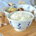 和食器・砥部焼 キノミナノの子供茶碗