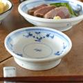 和食器・砥部焼 菊文の古砥部小皿(3.5寸)