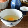 和食器・砥部焼 小梅文の古砥部玉ぶち鉢(4寸