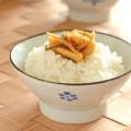 和食器・砥部焼 小梅文の古砥部茶碗(大)