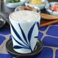 和食器・砥部焼 草文のフリーカップ